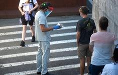 Quốc gia đầu tiên trong EU ghi nhận số ca mắc COVID-19 vượt 1 triệu