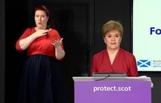 Scotland áp dụng hệ thống báo động COVID-19 5 cấp mới