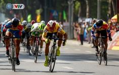 ẢNH: Những khoảnh khắc ấn tượng chặng 1 giải xe đạp VTV Cúp Tôn Hoa Sen 2020