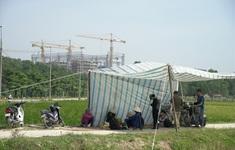 Người dân lại chặn bãi rác Nam Sơn, hàng trăm tấn rác của Hà Nội bị tồn đọng
