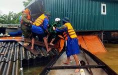 123 người chết, 19 người mất tích do mưa lũ ở miền Trung