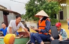 Nhiều cá nhân cứu trợ miền Trung, sẽ có Nghị định mới thay thế Nghị định 64?