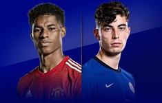 TRỰC TIẾP BÓNG ĐÁ, Man Utd 0-0 Chelsea: Đợi chờ bàn thắng