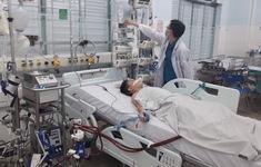 Cứu 2 bệnh nhi viêm cơ tim tối cấp