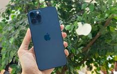 Đắt nhất nhưng người Việt vẫn chuộng iPhone 12 Pro Max