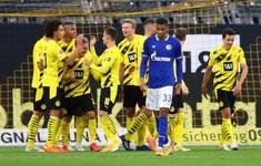 Dortmund thắng áp đảo Schalke 04 ở trận derby vùng Ruhr