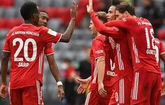 Bayern Munich, Leipzig dễ dàng giành 3 điểm trên sân nhà (Vòng 5 Bundesliga 2020/21)