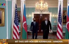 Mỹ thúc đẩy hòa giải Azerbaijan - Armenia
