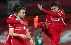 Liverpool 2-1 Sheffield United: 3 điểm chật vật cho The Kop