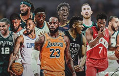 NBA lên kế hoạch bắt đầu mùa giải mới vào dịp Giáng sinh