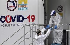 Trợ lý cấp cao của Phó Tổng thống Mỹ dương tính với virus SARS-CoV-2