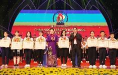 """Đại hội Cháu ngoan Bác Hồ toàn quốc lần thứ IX: Vinh danh những """"bông hoa nghìn việc tốt"""""""