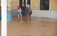Quảng Trị huy động nguồn lực khẩn trương khắc phục hậu quả mưa lũ
