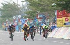 Cua-rơ Lê Ngọc Sơn, bất ngờ lớn nhất tại chặng 3 giải xe đạp VTV Cúp Tôn Hoa Sen 2020