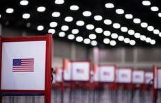 Bầu cử Mỹ 2020: Tổng số phiếu bầu sớm đạt mức kỷ lục