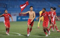 """Danh sách treo giò vòng 5 GĐ 2 LS V.League 1-2020: CLB Viettel vắng """"người hùng"""" ở trận thắng HL Hà Tĩnh"""