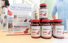 NattoEnzym Red Rice  - Đột phá hơn trong phòng ngừa đột quỵ chất lượng Nhật Bản