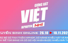 Giọng hát Việt nhí trở lại với phiên bản HipHop