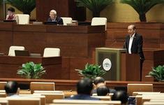 Đại biểu Quốc hội lo ngại tình trạng gia tăng các loại hình tội phạm