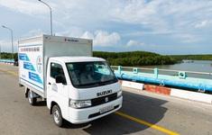 Suzuki thực hiện cách mạng hậu mãi, tung khuyến mại đặc biệt cho xe tải nhẹ