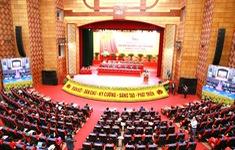 Khai mạc Đại hội Đảng bộ tỉnh Hải Dương lần thứ XVII