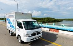 """Tại sao nhiều khách hàng tự tin chọn """"Vua xe tải nhẹ"""" Super Carry Pro của Suzuki?"""