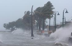 CẬP NHẬT bão số 9: Bão tăng lên cấp 14, đang tiến về đất liền