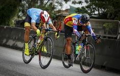 ẢNH: Những khoảnh khắc ấn tượng chặng 4 Giải xe đạp VTV Cúp Tôn Hoa Sen 2020