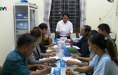 Quảng Nam khần trương di dời dân trong đêm