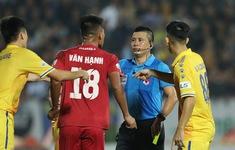Thanh Thụ và Văn Hạnh nhận án phạt nặng từ VFF