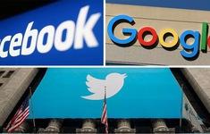 CEO Facebook, Twitter và Google chuẩn bị ra điều trần trước Thượng viện Mỹ