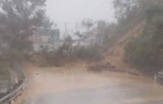 1 người thiệt mạng, 4 nhà sập, hơn 1000 nhà tốc mái do bão số 9