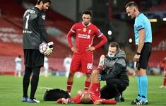 Liverpool trả giá đắt cho chiến thắng ở Champions League