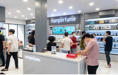 Namperfume: Showroom nước hoa hàng hiệu thu hút giới trẻ