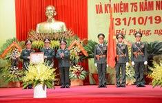 Quân khu 3 đón nhận Huân chương Bảo vệ Tổ quốc hạng nhất
