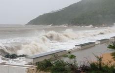 Thống kê ban đầu về thiệt hại do bão tại các cơ sở y tế ở Bình Định