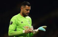 Thủ môn Sergio Romero mong sớm kết thúc hợp đồng với Manchester United