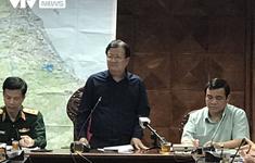 Khẩn trương nhưng phải an toàn, tập trung mọi nguồn lực cứu hộ nạn nhân vụ sạt lở ở Quảng Nam