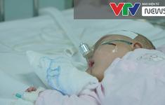 Gia tăng trẻ nhập viện do mắc bệnh hô hấp