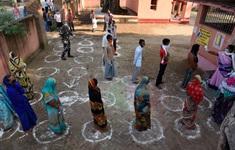 Số người mắc COVID-19 tại Ấn Độ vượt mốc 8 triệu ca