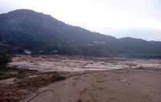 Đêm 31/10, miền Trung vẫn còn mưa, nguy cơ cao xảy ra lũ quét, sạt lở đất