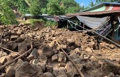 Kinh hoàng sạt lở đất liên tiếp trong 1 ngày ở Quảng Nam