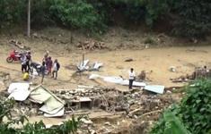Đã tiếp cận ngôi làng có gần 80 hộ dân bị cô lập ở Quảng Nam