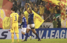 Kết quả, BXH LS V.League 1-2020 ngày 31/10: DNH Nam Định trụ hạng thành công