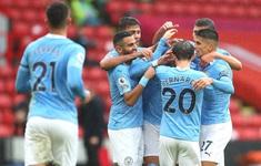 Sheffield United 0-1 Manchester City: Kyle Walker lập siêu phẩm, Man City thắng tối thiểu Sheffield