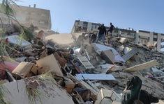Động đất tại Thổ Nhĩ Kỳ: Số người thiệt mạng đã lên 26, chưa có người Việt nào thương vong