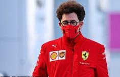 Lãnh đội Ferrari chia sẻ quyết định chia tay Sebastian Vettel