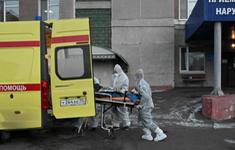 Nga thiếu trang thiết bị y tế ứng phó với dịch COVID-19