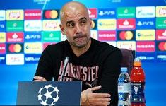 Pep Guardiola thừa nhận vẫn muốn gắn bó với Manchester City