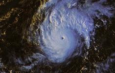 Siêu bão Goni sức gió 265 km/h tiến về Philippines